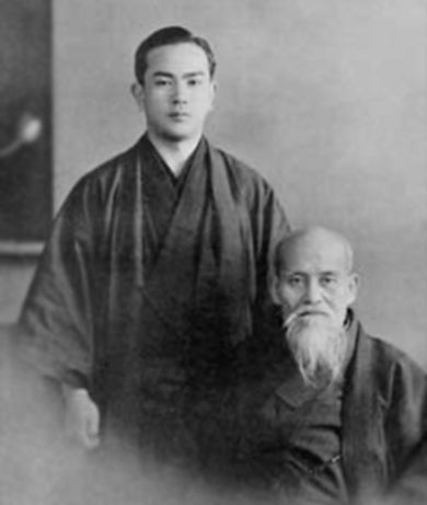 koichi-tohei-con-osensei-morihei-ueshiba