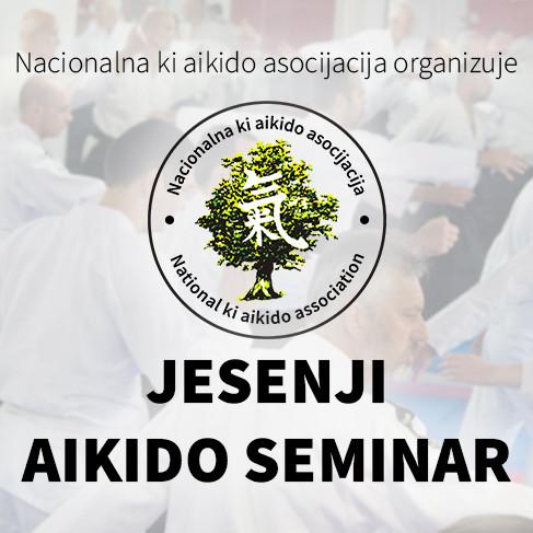 Jesenji aikido seminar