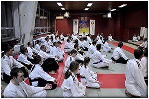 trening vracar beograd vežbanje aikido seminar ki aikido yoshigasaki aikido deca musaši musasi musashi