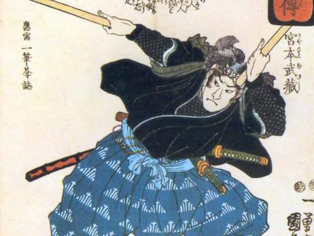 Ko je bio Mijamoto Musaši