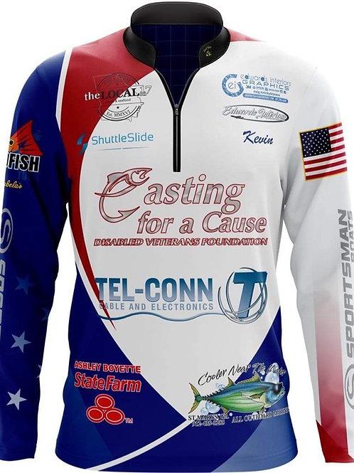 C4aC Team Jersey