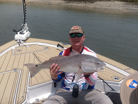 Bull Reds, Light Tackle and Forever Memories