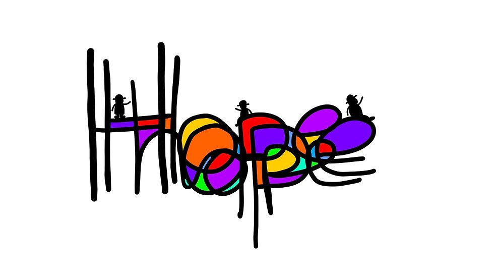 Personalised Little Guy Hope Artwork - Digital