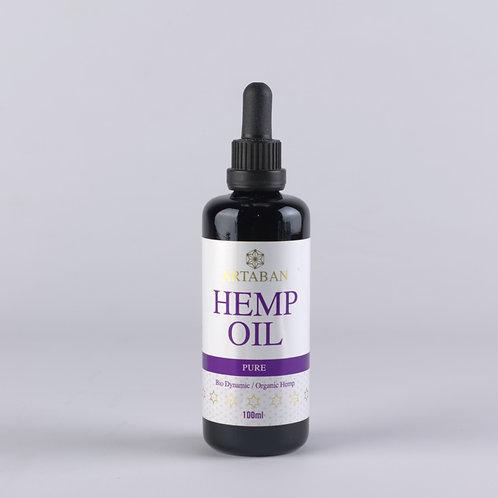 Artaban Hemp Oil – Pure