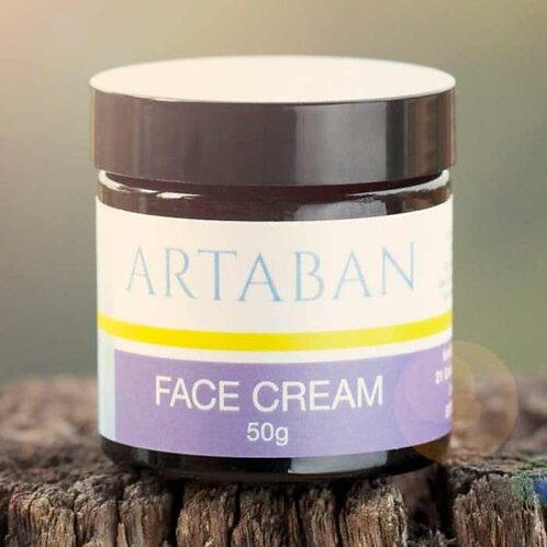 Artaban Hemp Face Cream