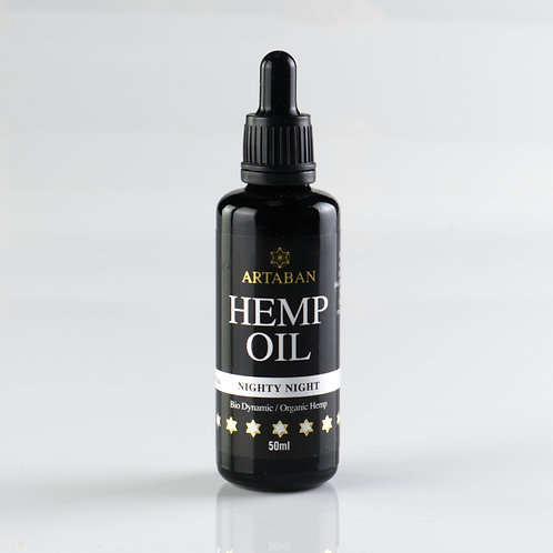 Nighty Night Hemp Oil