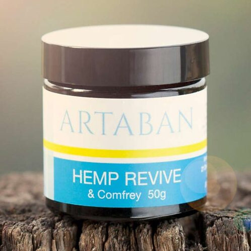 Artaban Hemp Revive & Comfrey Cream