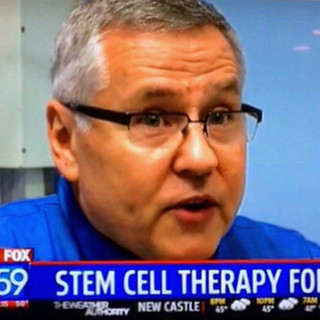 Dr. Carter's interview with Fox59 about using innovative stem-cell therapy to treat arthritis in aging dogs. (2015)