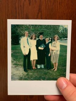Dr. C Graduation Pic
