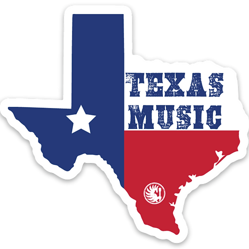 Texas Music Magnet