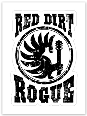 Red Dirt Rogue Decal