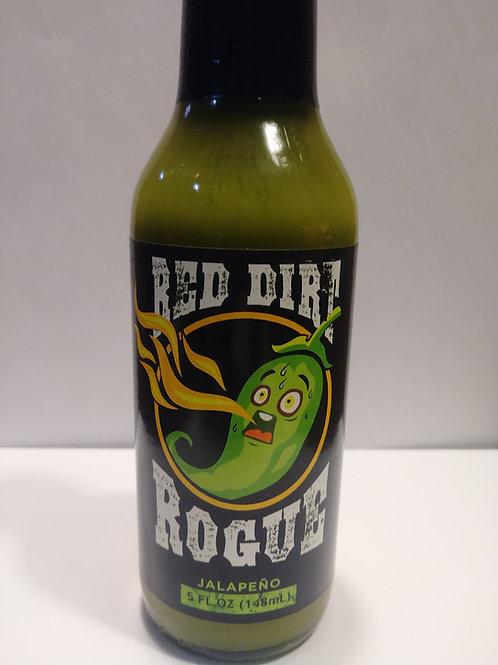 Green Jalapeno Hot Sauce