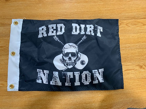 Red Dirt Nation Flag