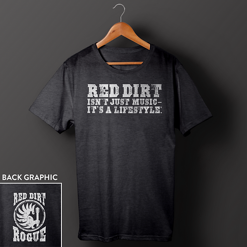 Men's Red Dirt Lifestyle T-Shirt