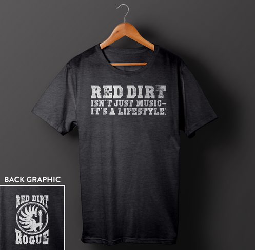 6bc4afe1 Men's Red Dirt Lifestyle T-Shirt