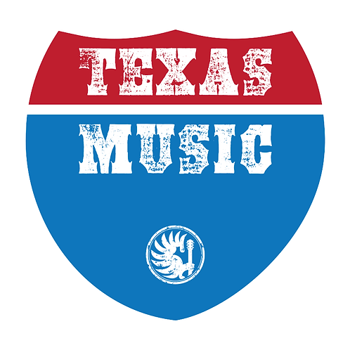 Texas Music Interstate T-Shirt