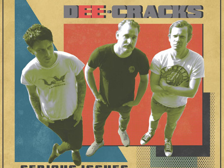 DeeCRACKS Announce new album