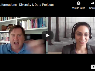Transformations: Diversity & Data Projects