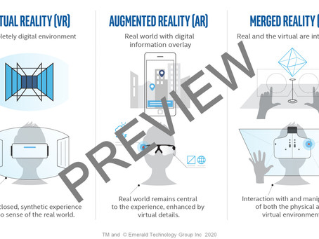 PREVIEW: Transforming Retail With VR, AR, MR (Nov 25, 2020)