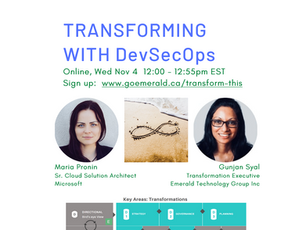 Transforming With DevSecOps (Free)