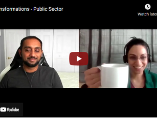 Public Sector Transformations (Free)