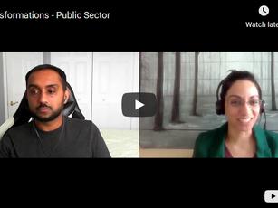 Public Sector Transformations