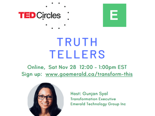 Truth Tellers: TED Circle (Free)
