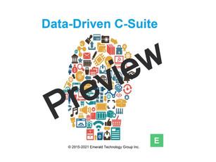 Data-Driven C-Suite Part-1 ($55)