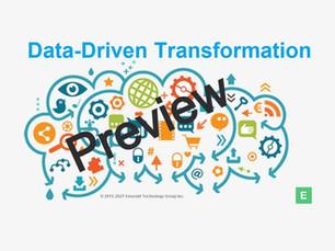 Data-Driven Transformation ($55)