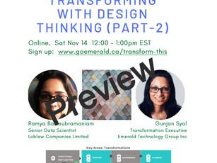 A Design Thinking Diwali