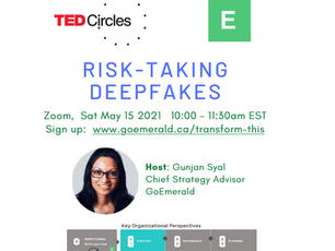 Risk-taking Deepfakes: TED Circles (Free)
