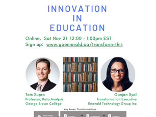 Innovation In Education (Free)