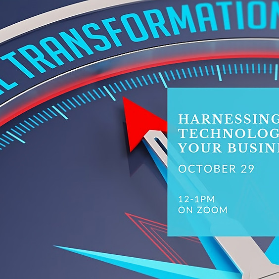 YRBiz Recovery Series-Harnessing Digital Technologies to Grow Your Business