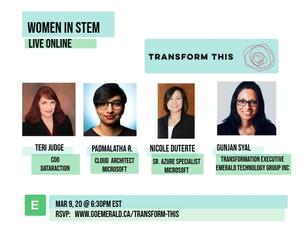 Women in STEM (Free)