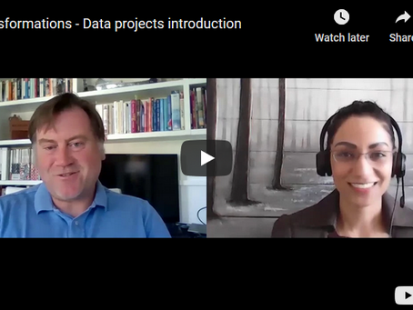 Data Projects Webseries