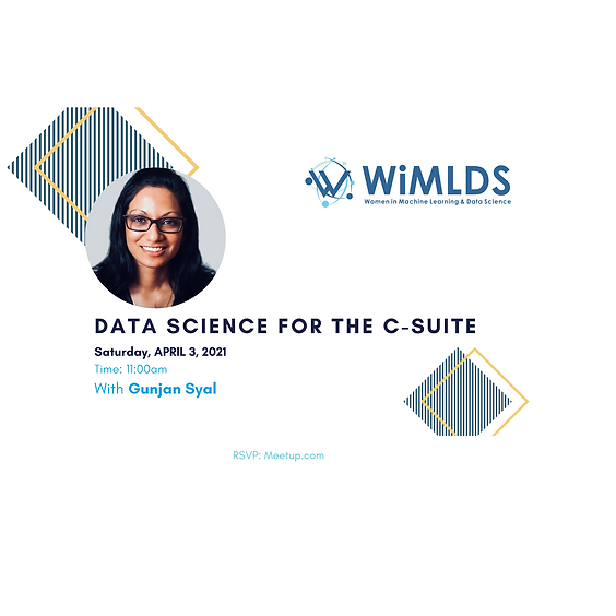 Data Science for the C-Suite (Cost: Free)