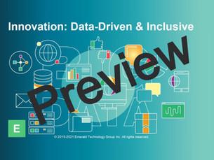 Innovation: Data-Driven & Inclusive ($55)