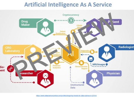 PREVIEW: AI in Healthcare (Dec 12, 2020)