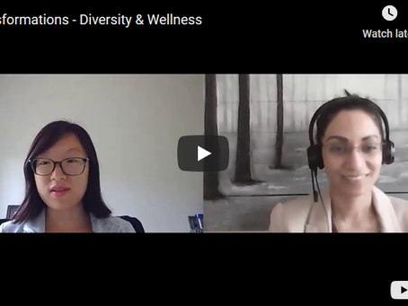 Transformations: Diversity & Wellness