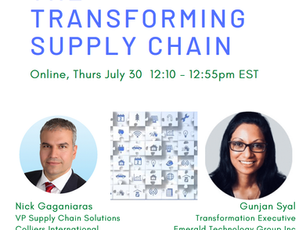 The Transforming Supply Chain (Free)