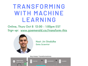 Transforming With Machine Learning (Free)