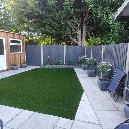Wraparound Garden Design