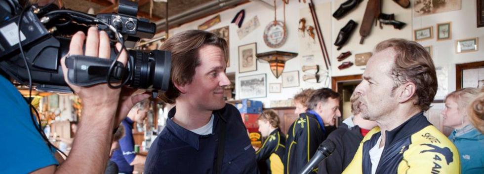 Interviewen voor Skate4Air
