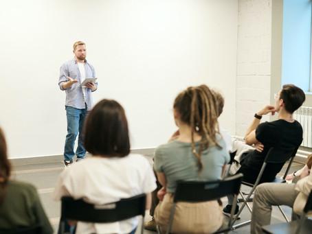 Hoe geef ik een boeiende presentatie? - Deel 1