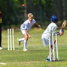 Cricket Juniors Bowler Ball Batsman _Cri