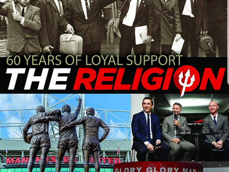 The Religion: 60 Years Of Loyal Support