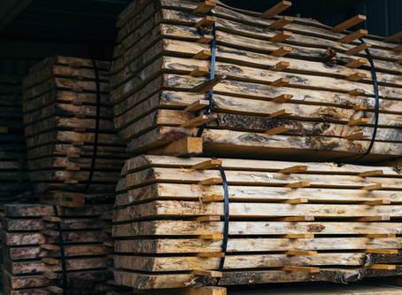 Fusies en overnames in de 'houtwereld'; aan de orde van de dag