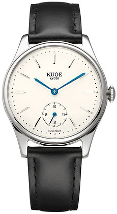 KUOE OLD SMITH 90-001 Japan made Blue hands with bar index dial
