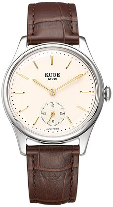 KUOE OLD SMITH 90-001 Japan made Gold hands with bar index dial