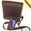 Thumbnail: Leather Messenger Bag Shoulder Bag Crossbody Bag Leather Satchel Bag
